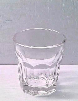 Crystal Clear Espresso Cup for Single Shot